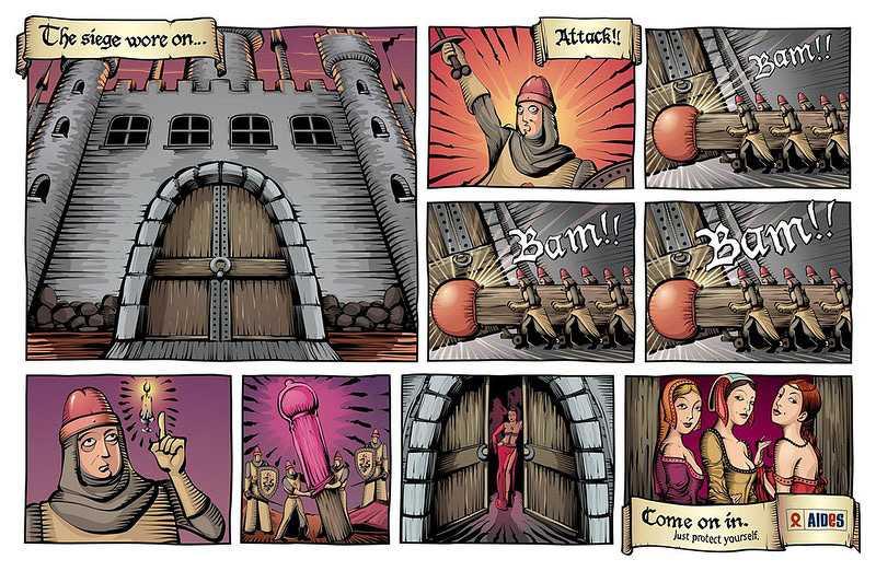 避孕套邪恶漫画,避孕套,漫画,邪恶