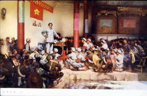 中国宣传画,革命历史,宣传画,革命,历史