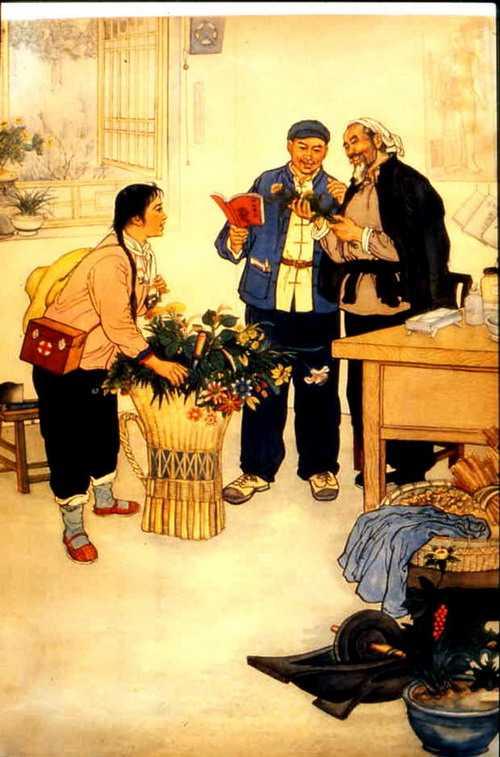 中国宣传画-健康,教育,社会,中国宣传画,宣传画欣赏