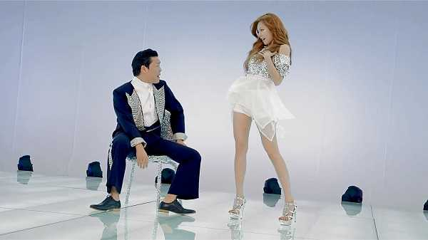Gangnam Style,江南风格,江南Style,骑马大叔