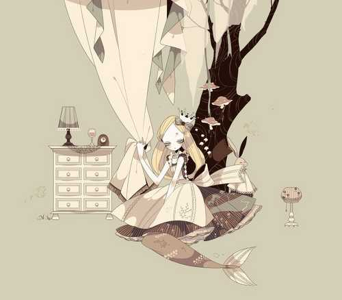 妖精降世-演绎新派诡异童话,妖精降世,演绎新派诡异童话,童话