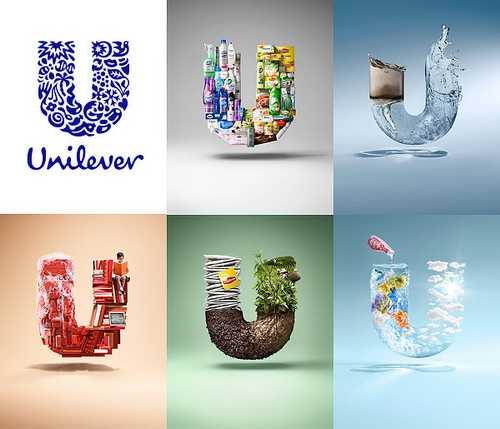 百变的联合利华,Christian Stoll,创意广告作品