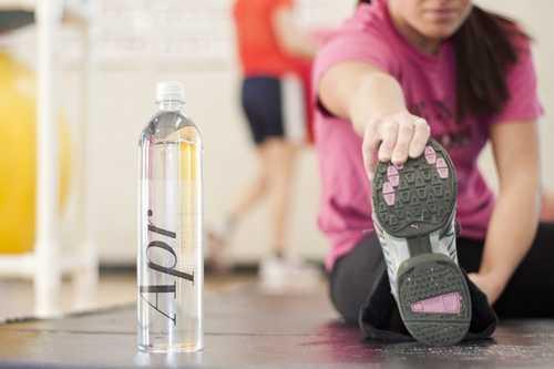 波多尼水包装,Bodoni water packaging