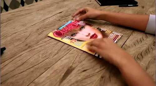 杂志,音响