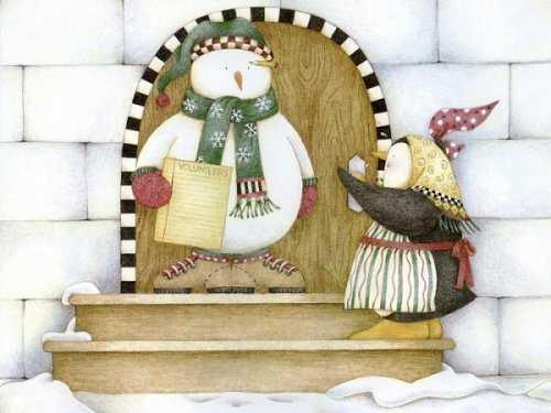 Debbie Mumm,圣诞绘本欣赏