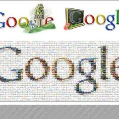 历史上的谷歌logo-标志