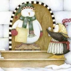 Debbie Mumm圣诞绘本欣赏